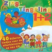 90 : 40 bijbelse liedjes voor d : Zing tingeling 1+2