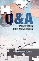 90 : Q&A Jouw vragen Gods antwoorden : MacDonald, William