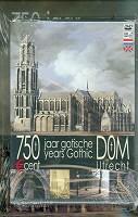 90 : 750 jaar dom en rondom + cd + dvd