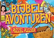 90 : Bijbel avonturen puzzelplezier : Dowley, Tim