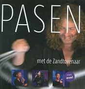 90 : Pasen met de zandtovenaar + dvd : Vijver, G. van de