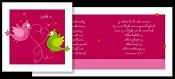Adaja cards de liefde [ 6 stuks ]