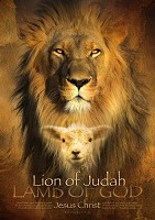 Poster A3 lion of judah : Sörensen, David