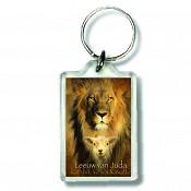 Sleutelhanger leeuw van judah [ 3 stuks ] : Sörensen, David