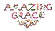 Christelijke T-shirt bedrukking : Amazing Grace : Bedrukking Awv