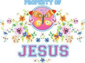 Christelijke T-shirt bedrukking : Property of Jesus : Bedrukking Awv