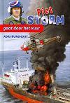 Piet storm gaat door het vuur