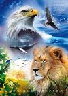 Poster A3 glorious creator
