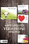 Verjaardagskalender gospel oneliner
