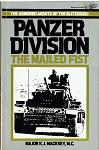 Panzer division, the mailed fist