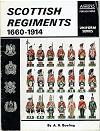 Scottish regiments, 1660-1914